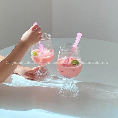 優生活~Shinymomo訂製玻璃果汁酒杯夏日飲品器皿(輕薄輕薄版)