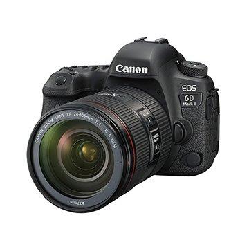晶豪野 Canon 6D Mark II 6D2 +24-105 kit 單鏡組 平輸 專業攝影器材 晶豪泰3C