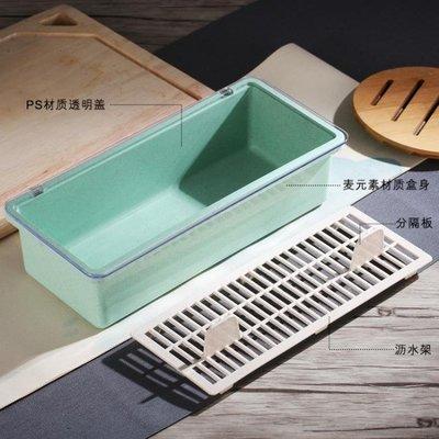 店長嚴選防塵廚房餐具收納盒筷子籠帶蓋瀝水勺子筷子筒家用筷籠筷筒筷子桶
