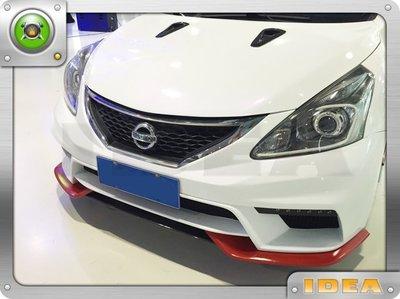 泰山美研社D3426 Nissan 日產 BIG TIIDA 前保桿 保險桿 國外進口