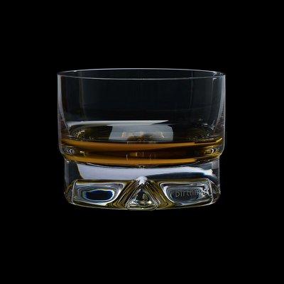 酒杯現貨/+GLASS 十字烈酒杯140ml/whisky威士忌酒杯|痣birthmark