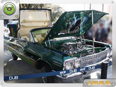 泰山美研社 D7598 1969 Chevrolet Impala 車系 全車貼膜