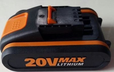 """""""工具醫院"""" 威克士 WORX629 洗車機 WX550多功能鋸 專用2.0鋰電池 充電式 WA3551.1"""