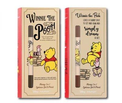 Honey 2 in 1 Eyebrow Gel & Pencil 0.8 + 0.18g Baby Bright Disney Winnie the Pooh