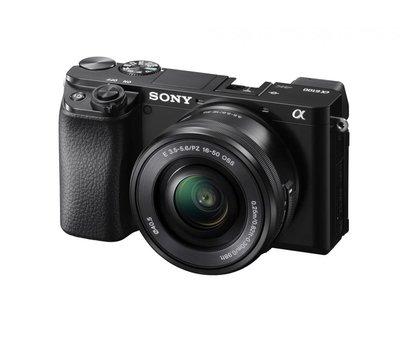 【中野數位】Sony A6100 +16-50mm a6100l 單鏡組 輕巧微單眼 公司貨 現貨