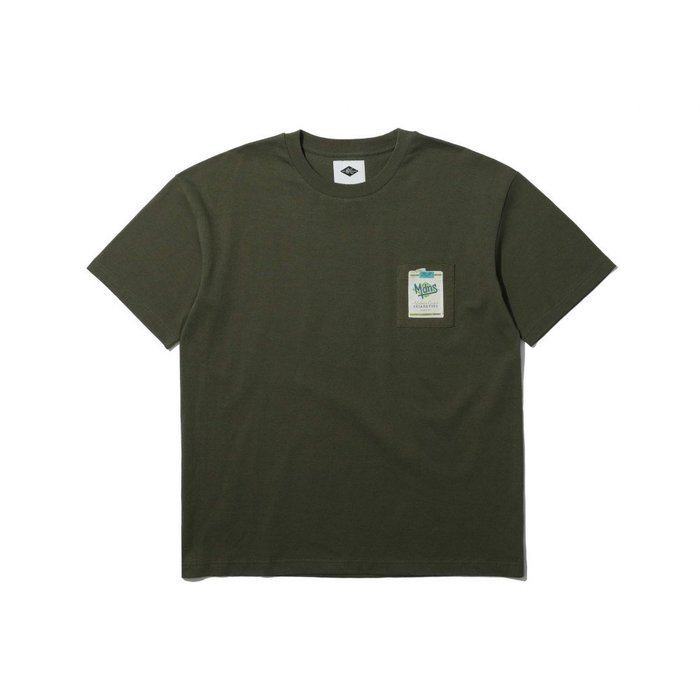 ☆AirRoom☆【現貨】2019SS MADNESS POCKET TEE 余文樂 口袋 短TEE