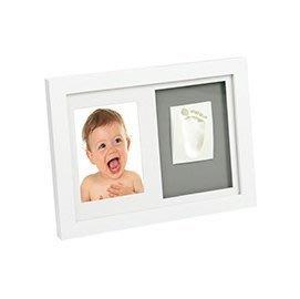 【魔法世界】Adora 珍愛回憶系列 寶寶手足模印相框(壁掛橫列型)