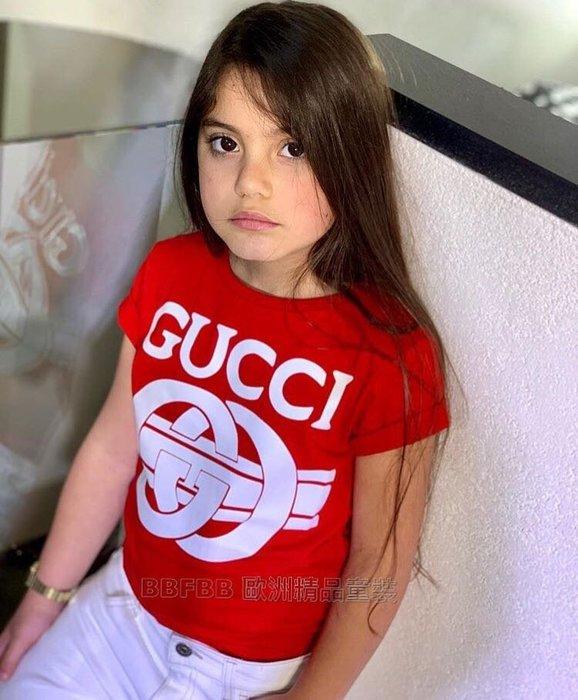 [現貨12y] Gucci 童裝款GG短T 其他尺寸款式可留言詢問