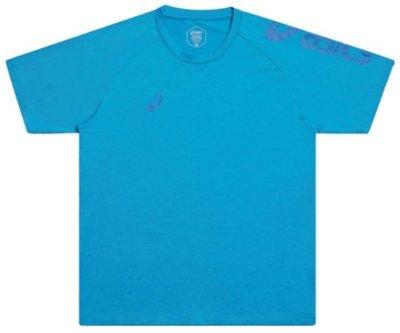 棒球世界asics亞瑟士 2020 短袖T恤 K12047-43 特價藍色
