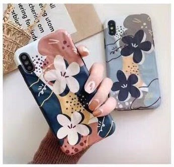 ☆韓元素╭☆Mobile-Style 花朵造型 iPhone 7/8 Plus 保護套 5.5吋 軟式保護殼 花朵 軟殼