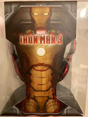Marvel Iron Man 3 Headphone