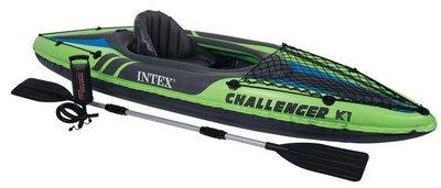 Intex Challenger K1 獨木舟套裝