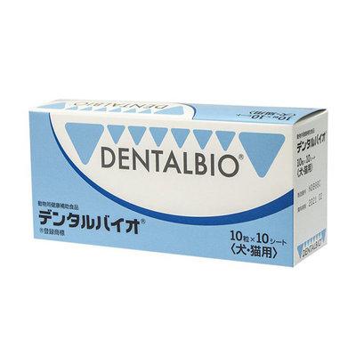 【HT】-免運-日本共立 口益適 DentalBio 100錠 犬貓日常口腔保健