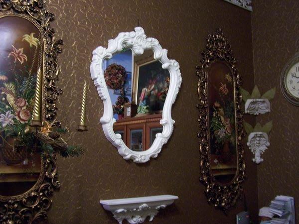居家藝術。立體PU浮雕鏡框/浮雕鏡框+壁檯 玄關 台/化妝桌 $6860,定製品