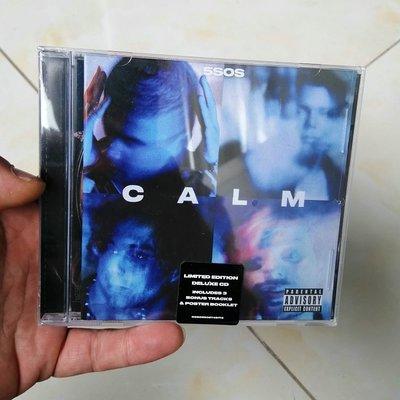 莉娜光碟店 五秒盛夏 5 Seconds Of Summer CALM 2020適合夏日狂狂 專輯CD