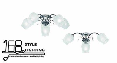 【168 Lighting】優雅獨特《時尚吸頂燈》小款GD 71363-2