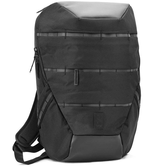 { POISON } CHROME MAZER VIGIL PACK 筆電專屬空間 全防水外掛系統 雙肩後背包