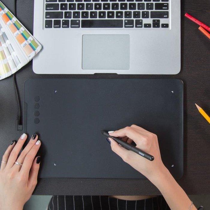 手繪板數位板電腦繪畫板電腦手寫板電子繪圖板手寫輸入板