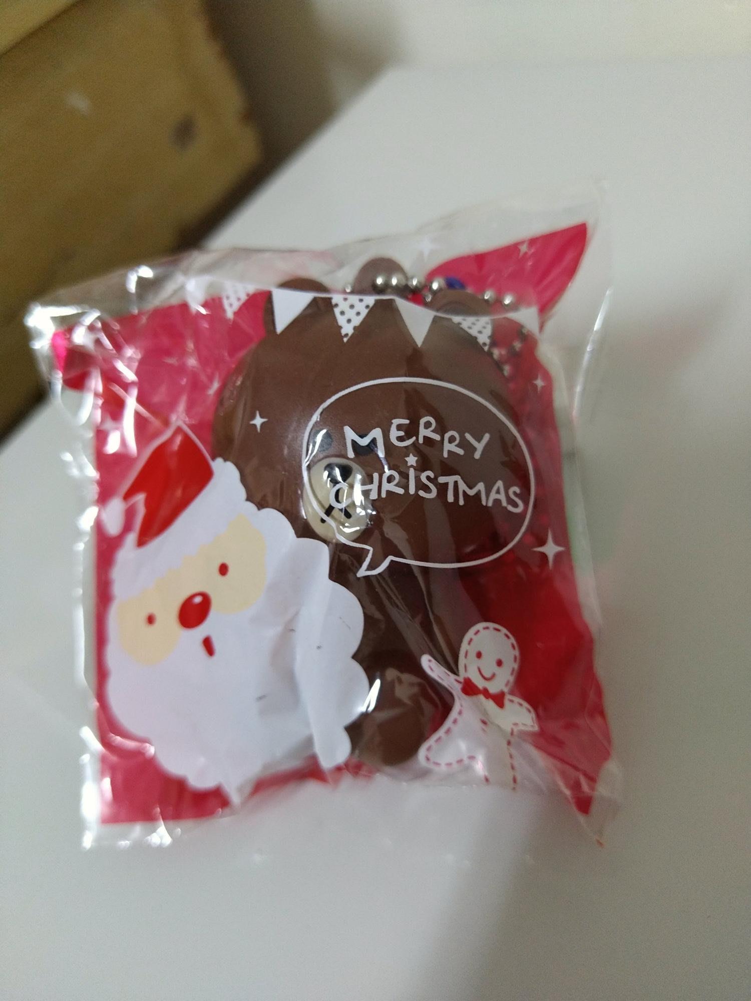 限量商品 妮維雅NIVEA LINE聯名 護唇膏保護套 聖誕節LINE熊大吊飾