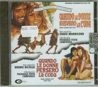 Quando le Donne Avevano la Coda- E Morricone/B Nicolai,全新168