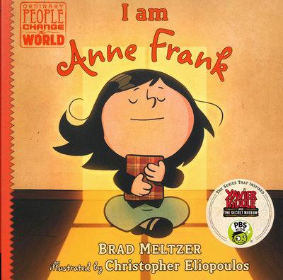 *小貝比的家*I AM ANNE FRANK/ORDINARY PEOPLE CHANGE THE WORLD