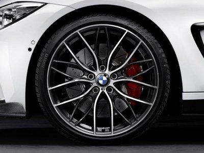 ✽顯閣商行✽BMW 德國原廠 M Performance F32/F33/F36 405M 20吋 鍛造輕量化鋁圈 輪圈