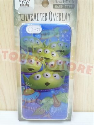 玩具總動員 三眼怪 透明 蘋果Apple iphone6/6s手機殼 手機套