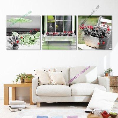 【40*40cm】【厚2.5cm】風景-無框畫裝飾畫版畫客廳簡約家居餐廳臥室牆壁【280101_151】(1套價格)