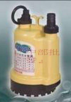 『中部批發』大井 PW100 PW100A 100W 沉水幫浦 抽水機 抽水馬達 水龜