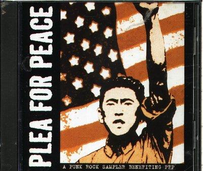 K - Plea For Peace - CD Chris Murray Softball Angelo Moore