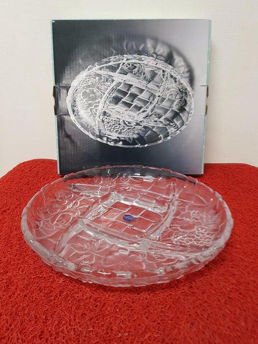 SOGA五格水晶果盤