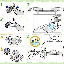【速度公園】Bryton 心率備用帶 心跳帶備用帶 心跳感測器彈性備用帶(不含感測器)