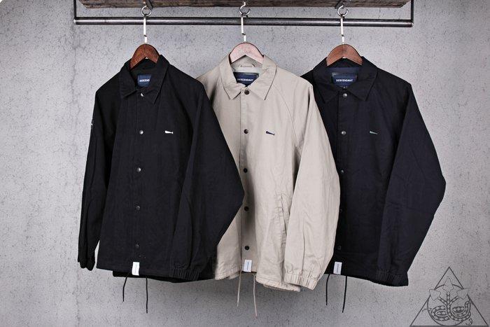 【HYDRA】Descendant Pe Twill Jacket 夾克 教練外套【DCDT25】