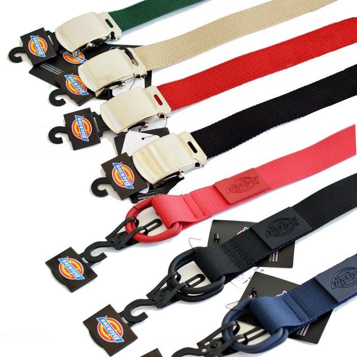 【Wind 】日線 DICKIES 雙D扣 日制 長板 腰帶 腰帶 100% 正品 滑板 現貨
