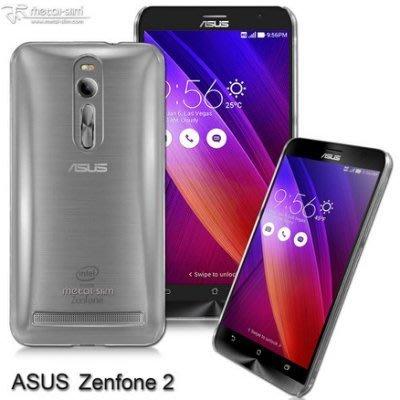 公司貨【Metal-Slim】華碩 Asus Zenfone 2 5.5吋 透明系新型 保護殼 透明殼 手機殼 贈保護貼