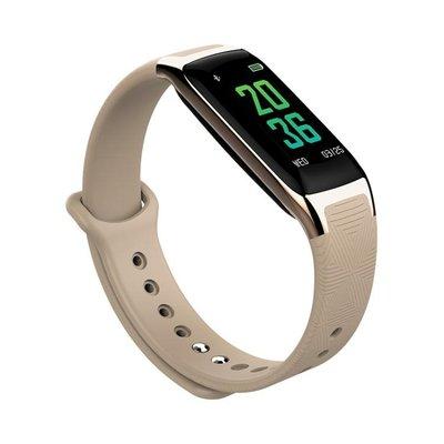 手環智慧運動手環測彩屏手錶蘋果男女計步器多功能2小華為米3    全館免運