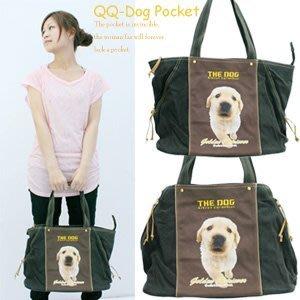 黃金獵犬牛仔肩揹包(大) P074-4206【推薦+】