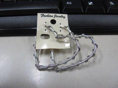 二手舖 NO.4536 時尚造型耳環 耳針 耳鉤 便宜賣 首飾飾品