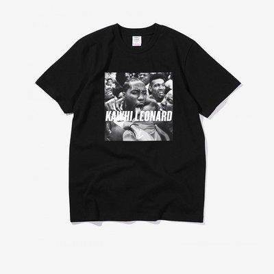 『GYY&CO』黑色L號現貨(預購無現貨)Kawhi Leonard NBA季後賽 暴龍激戰76人絕殺 短Tee