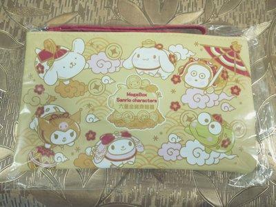 sanrio characters x magabox 筆袋/收納袋