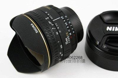 原廠 SIGMA 15mm f2.8 EX DG Fisheye for Nikon 超廣角 魚眼 鏡頭(D610)