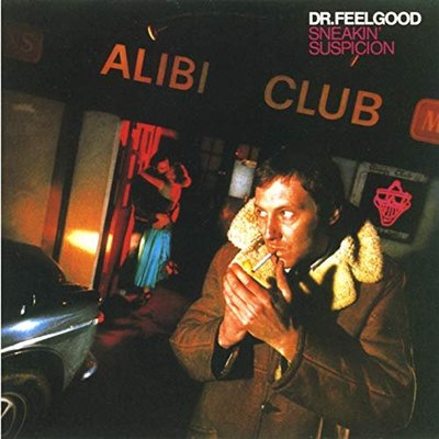 美國二手黑膠Dr. Feelgood/Alibi Club