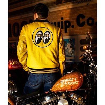 (I LOVE樂多)MOON Wide Spread Jacket 真皮 內鋪羊毛 外套 [ BK049 ]
