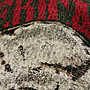 Affliction 長袖 T 恤 雙面穿 雙鷹翅膀骷顱 手工設計 重機最愛 淺駝色+黑色 S 【 以靡正品】
