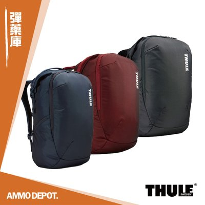 【AMMO DEPOT.】Thule Subterra Travel Backpack 34L 後背包 TSTB-334