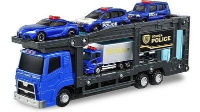 [202107現貨] Tomica 警車套組 5台組
