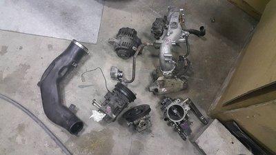 SUZUKI GRAND VITARA 2.5 5門 零件車 全車拆賣