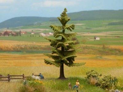 傑仲 博蘭 公司貨 NOCH 造景組 Neutral Spruce Tree 12cm high 21829