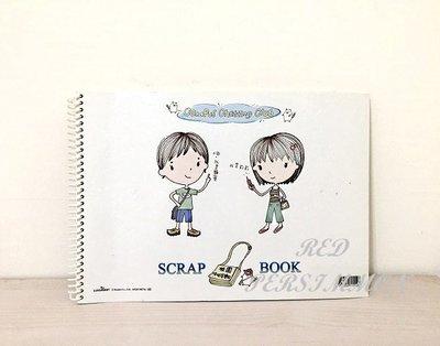 紅柿子【Scrap Book 剪貼簿】特售30元•
