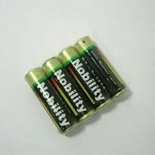 1盒60個=120元~全新~Nobility 3號電池/乾電池 1個2元